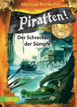 Piratten! - Der Schrecken der Sümpfe