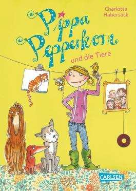Pippa Pepperkorn Und Die Tiere Von Charlotte Habersack Bei Lovelybooks Kinderbuch