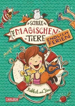 Die Schule der magischen Tiere - Endlich Ferien: Rabbat und Ida
