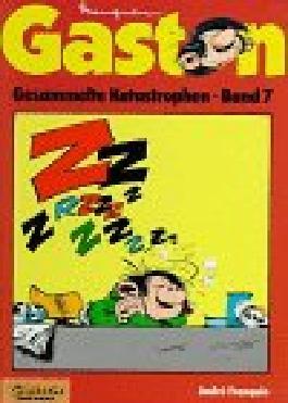 Gaston, Gesammelte Katastrophen, Geb, Bd.7