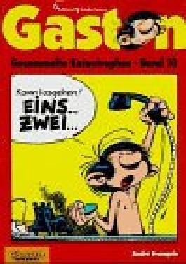 Gaston, Gesammelte Katastrophen, Geb, Bd.10