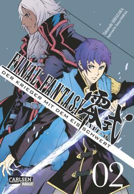 Final Fantasy - Type-0 2: Final Fantasy - Type-0: Der Krieger mit dem Eisschwert, Band 2