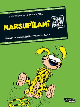 Marsupilami: TWO-IN-ONE