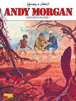Andy Morgan Gesamtausgabe 1