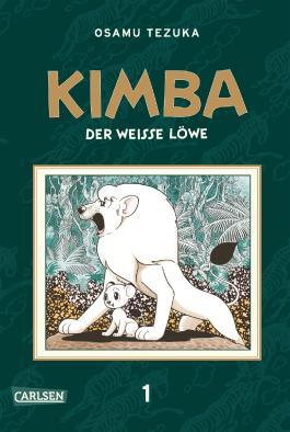Kimba, der weiße Löwe (Hardcover-Ausgabe) 1