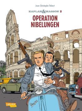 Kaplan & Masson 2: Operation Nibelungen
