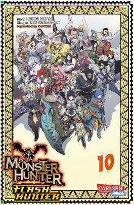 Monster Hunter Flash Hunter 10