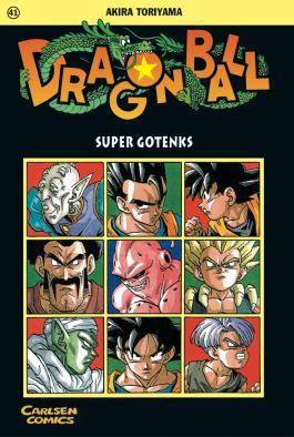 Dragon Ball 41 - Super Gotenks
