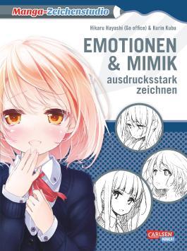 Manga-Zeichenstudio: Emotionen und Mimik ausdrucksstark zeichnen
