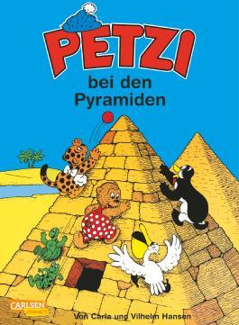 Petzi: Petzi bei den Pyramiden
