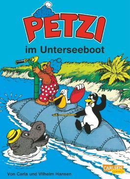 Petzi: Petzi im Unterseeboot