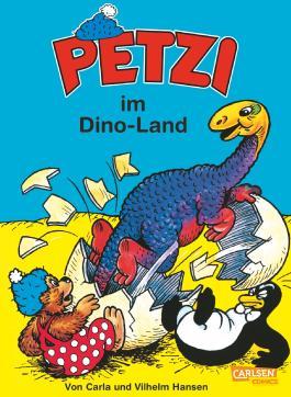 Petzi: Petzi im Dino-Land