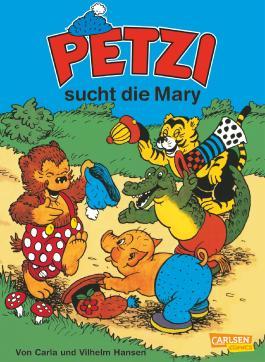 Petzi: Petzi sucht die Mary