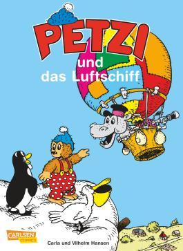 Petzi: Petzi und das Luftschiff