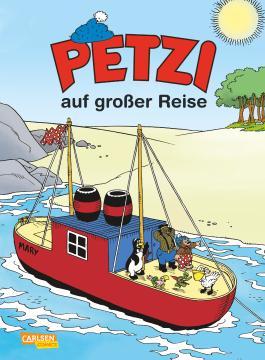 Petzi: Petzi auf großer Reise