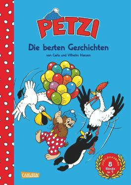 Petzi: 60 Jahre Petzi: Die besten Geschichten
