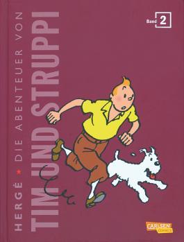 Tim und Struppi Kompaktausgabe, Band 2