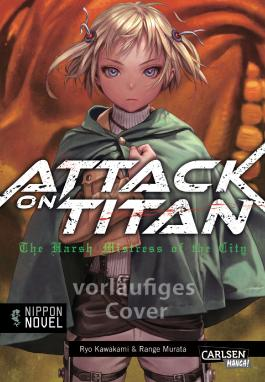 Attack On Titan - The Harsh Mistress of the City 1