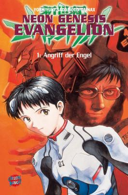 Neon Genesis Evangelion 1 - Angriff der Engel