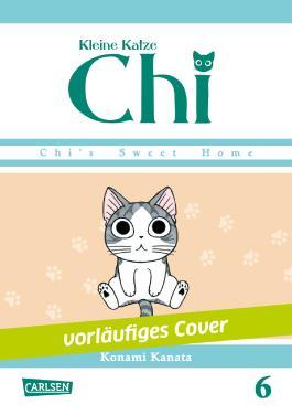 Kleine Katze Chi. Bd.6