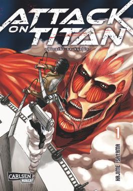 Attack on Titan, Band 1
