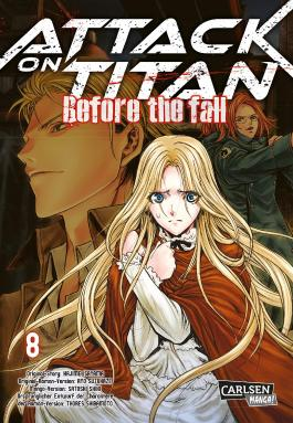 Attack on Titan - Before the Fall 8