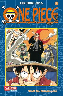 One Piece, Band 4