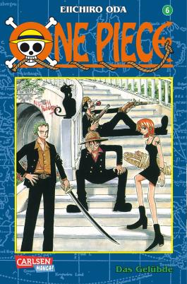 One Piece, Band 6