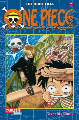 One Piece, Band 7