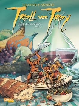 Troll von Troy 15: Fellkugeln