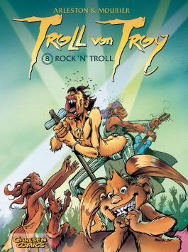 Troll von Troy 8: Rock'n'Troll