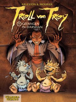 Troll von Troy 9: Gefangen in Darshan