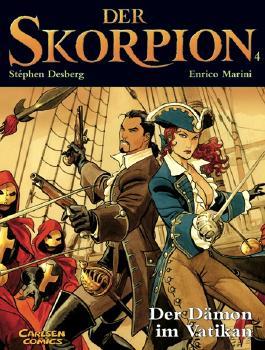 Der Skorpion 4: Der Dämon im Vatikan