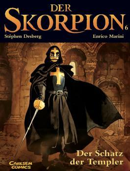 Der Skorpion 6: Der Schatz der Templer