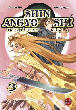 Shin Angyo Onshi - Der letzte Krieger / Shin Angyo Onshi, Band 3