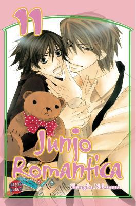 Junjo Romantica, Band 11