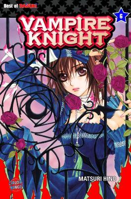 Vampire Knight 6