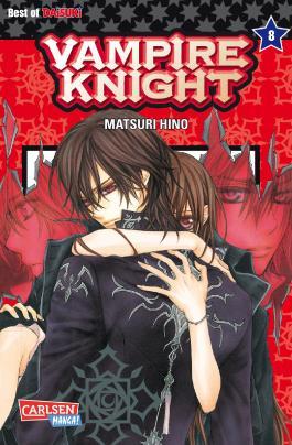 Vampire Knight 8