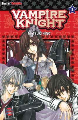 Vampire Knight 9