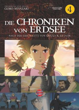 Die Chroniken von Erdsee, Band 4
