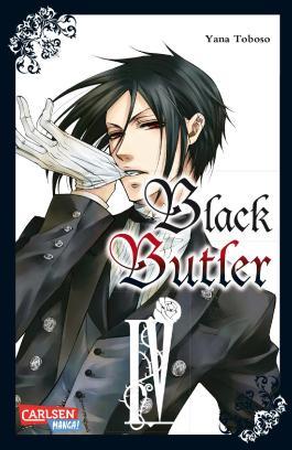 Black Butler 4: Black Butler, Band 4