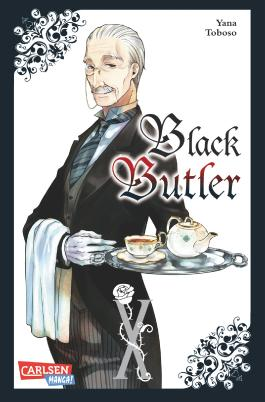 Black Butler 10: Black Butler, Band 10