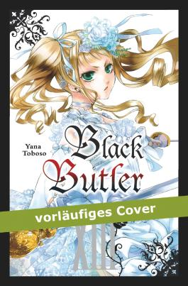 Black Butler 13: Black Butler, Band 13