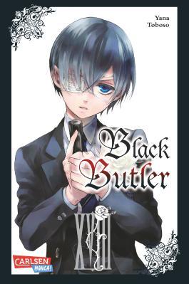 Black Butler 18: Black Butler, Band 18