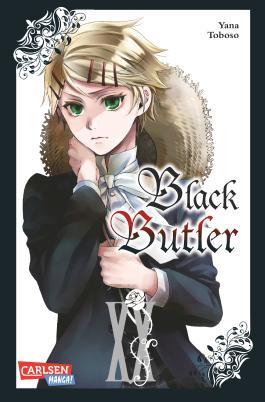 Black Butler 20: Black Butler, Band 20