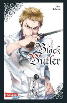 Black Butler 21: Black Butler, Band 21