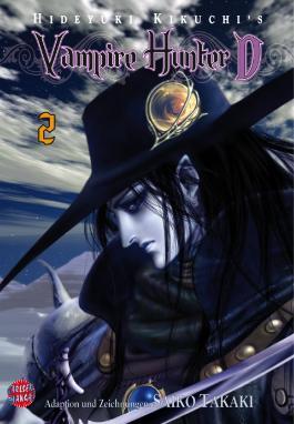 Vampire Hunter D 2