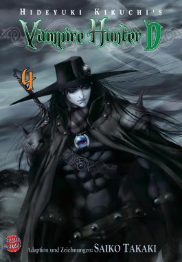 Vampire Hunter D 4