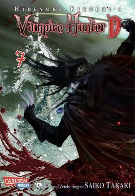 Vampire Hunter D 7