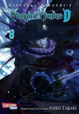 Vampire Hunter D 8
